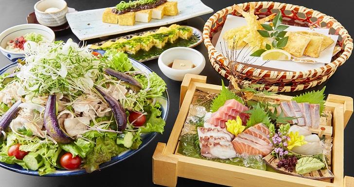 六月三日販売開始<br>北海道産ホエイ豚<br>冷しゃぶサラダ